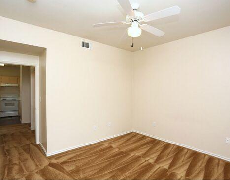 Madison Trail Apartments Floor Plans - Bedroom 1