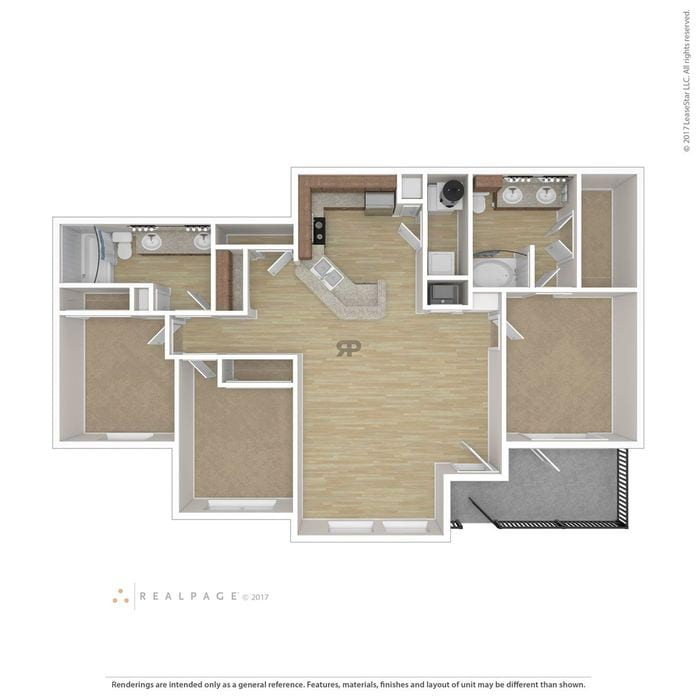 New Braunfels Apartments: New Braunfels, TX Ranch At Guadalupe Floor Plans