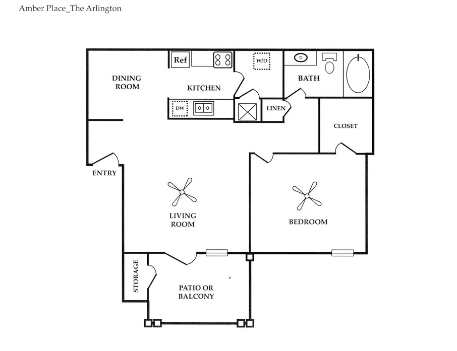Warner Robins Ga Amber Place Floor Plans Apartments In
