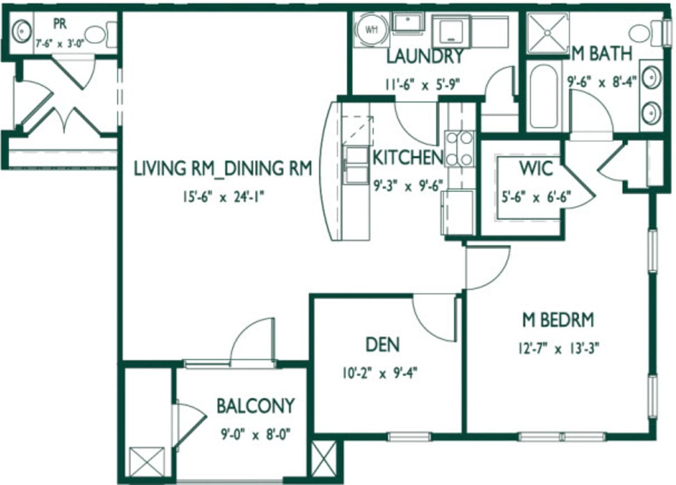 Dresher Pa Dublin Terrace Floor Plans Apartments In