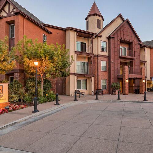 Garden Grove, CA Emerald Ridge Apartments Floor Plans