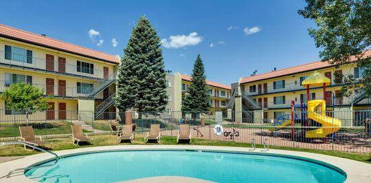 Altamira Apartments Colorado Springs