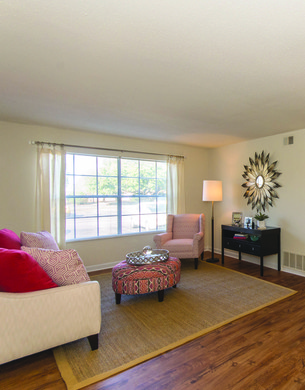 Our Spacious One, Two And Three Bedroom Apartments Designed With Comfort In  Mind That Only A Seasoned Community Can Offer Are Updated With Wood Look ...
