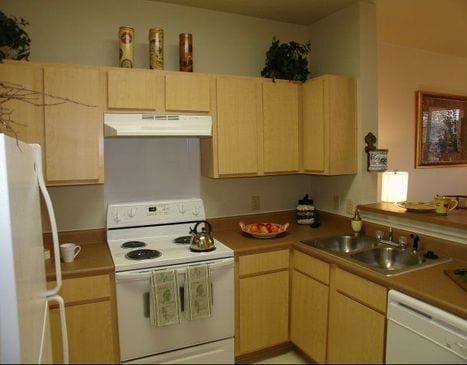 Villas On Winkler Floor Plans - Kitchen