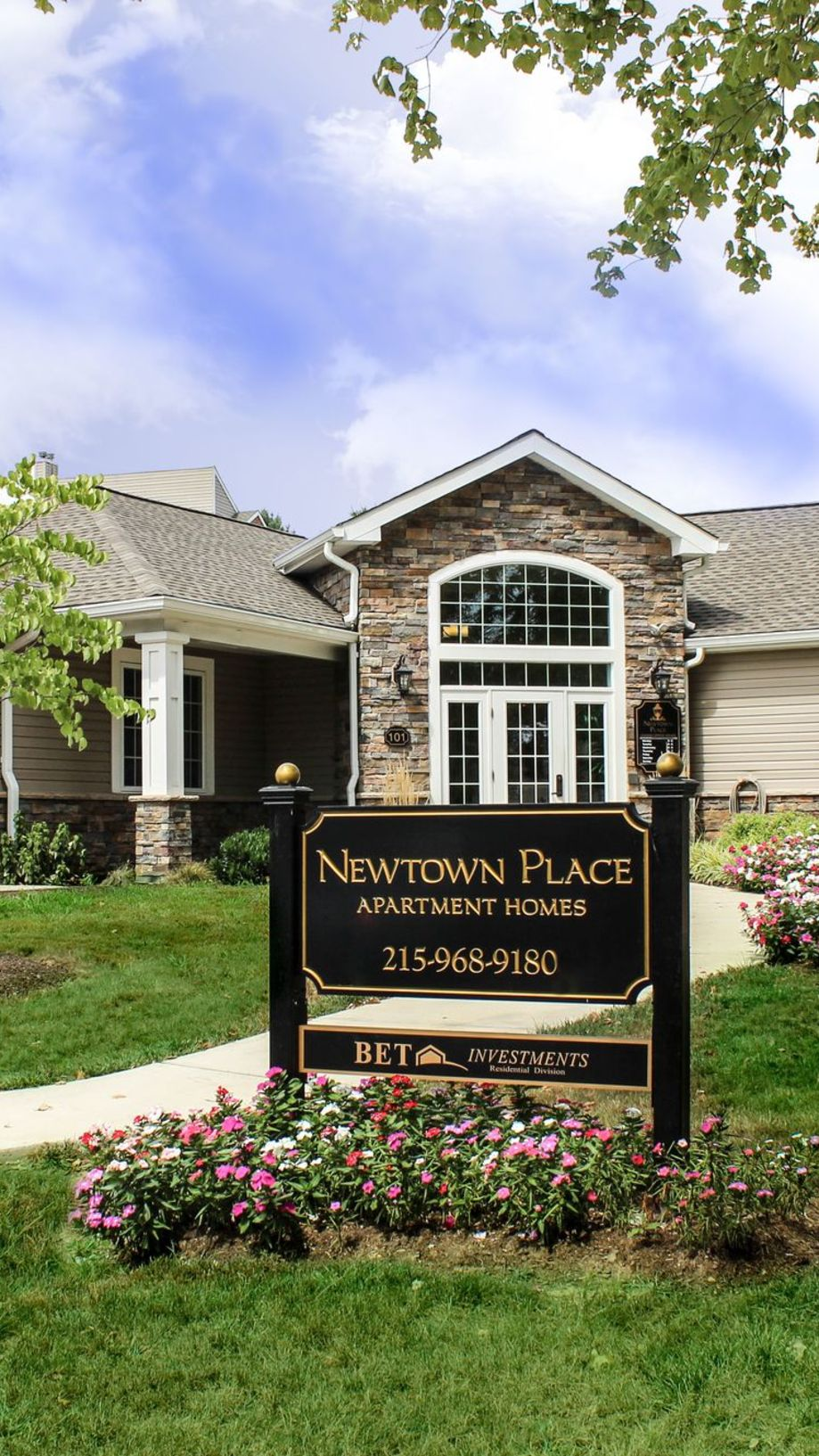 apartments for rent in newtown pa newtown place home