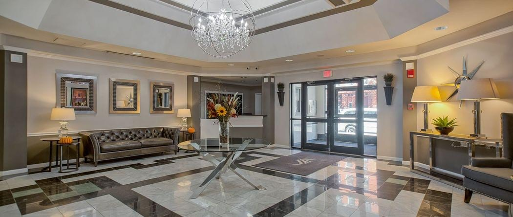 Sky Mark Tower Apartments For Rent In Worcester Ma