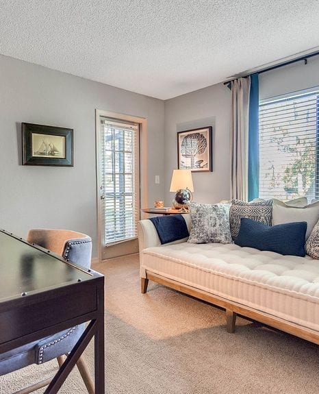 Living Room; Bedroom