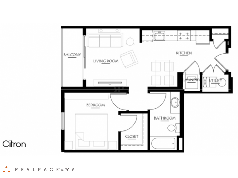 Pittsburgh Pa 3030 S Water Street Apts Floor Plans
