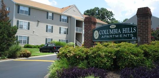 Furnished Apartments Columbia Tn