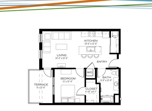 Brilliant Apartments In Grandview Heights Floor Plans Apartments At Download Free Architecture Designs Scobabritishbridgeorg