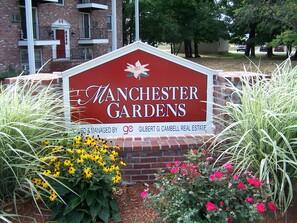 Contact Manchester Gardens