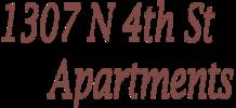 1307 N 4Th St Apartments