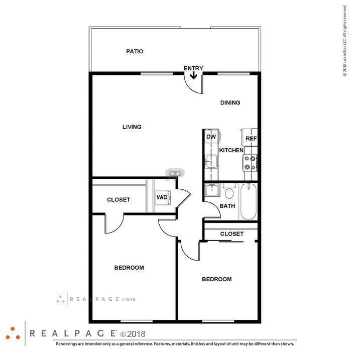 Floor Plans Of Pebble Creek Apartment For Rent Campbell