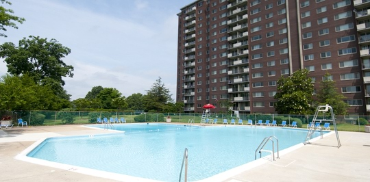 The Chateau Apartments Silver Spring MD Apartments For Rent