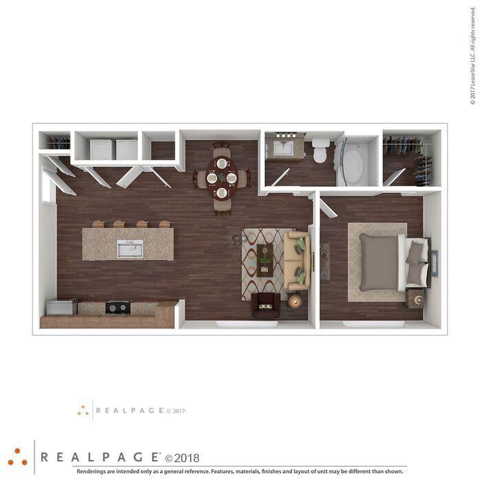 1-3 Bedroom Apartments Denver