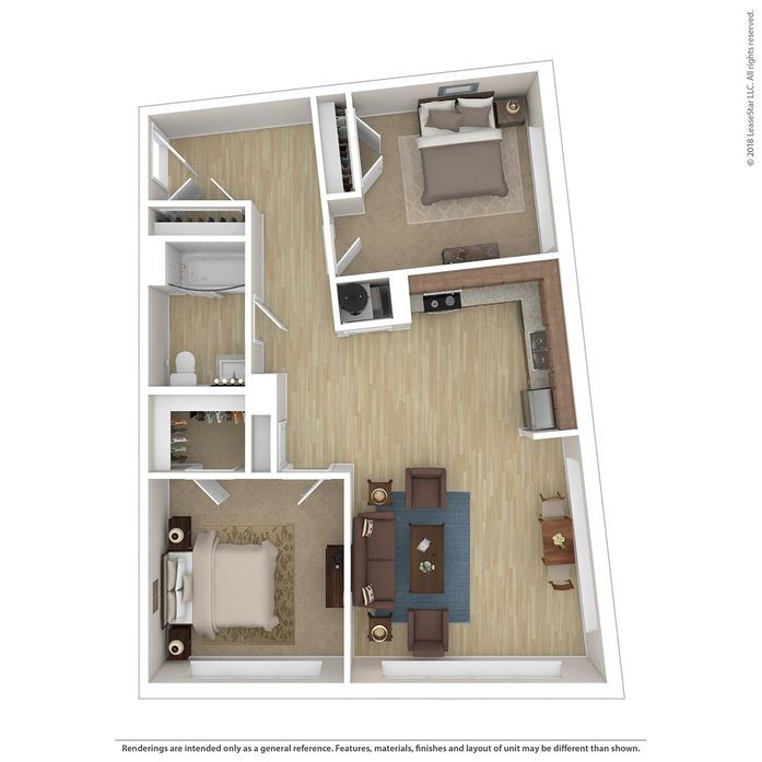 All Utilities Paid Apartments: Baltimore, MD City Arts Apartments Floor Plans
