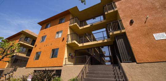 New Harbor Vista Apartments Wilmington Ca