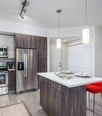 Kitchen-ArtSquare Apartments