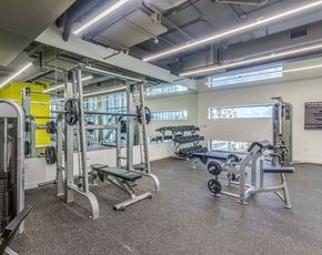 Fitness Center-2500 Biscayne Apartments