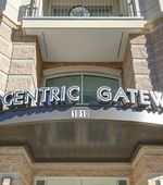 Exterior-Centric Gateway Apartments