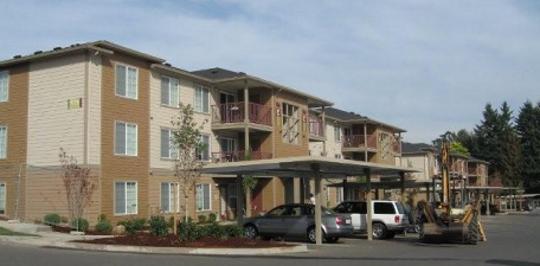 Squires Court Apartments Clackamas Oregon
