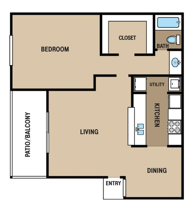 Cedarwood Apartments In Augusta Ga: 1 & 2 Bedroom Apartments At Walden Pond And The Gables