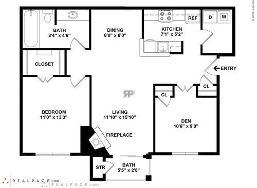 Austin Tx Mesa Verde Floor Plans Apartments In Austin Tx