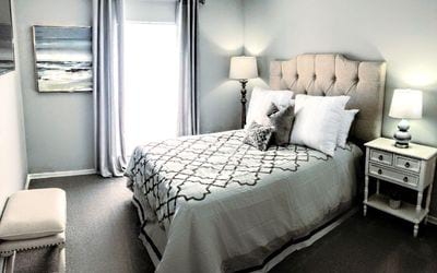 Large Bedroom, Walk In Closet