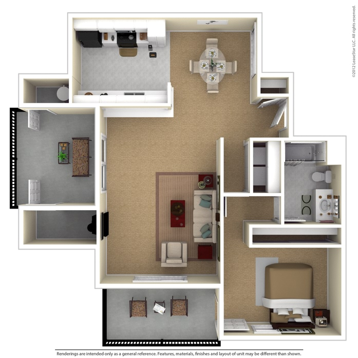 Fremont Ca Apartments Floor Plans At Watermark Place