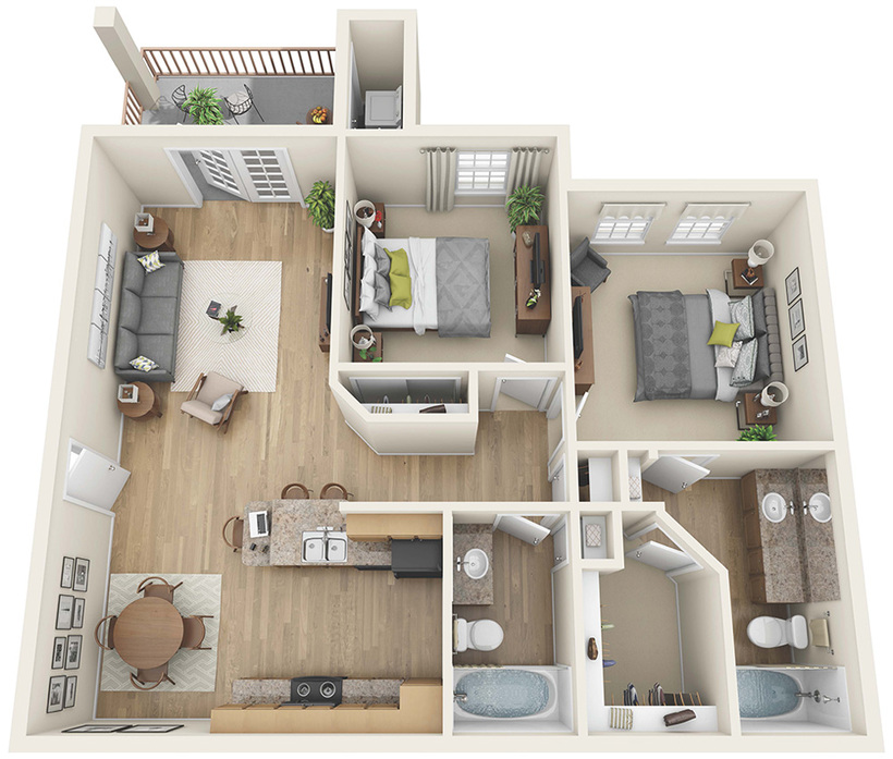 Affordable Apartments In Midland Tx