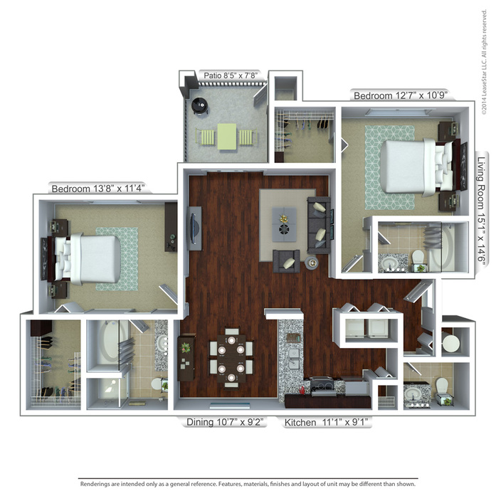 1 & 2 Bedroom Apartments in Fort Lauderdale   Blu on Marina