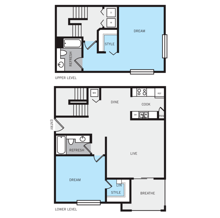 1 & 2 Bedroom Apartments in Fort Lauderdale | Blu on Marina Boulevard