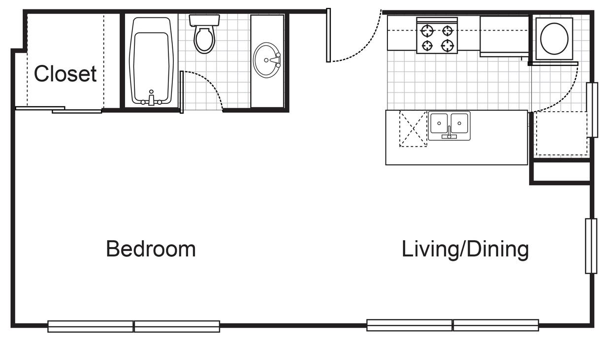 Apartments Downtown Dallas, TX | Interurban Building