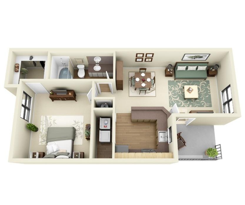 The Plantation Apartments