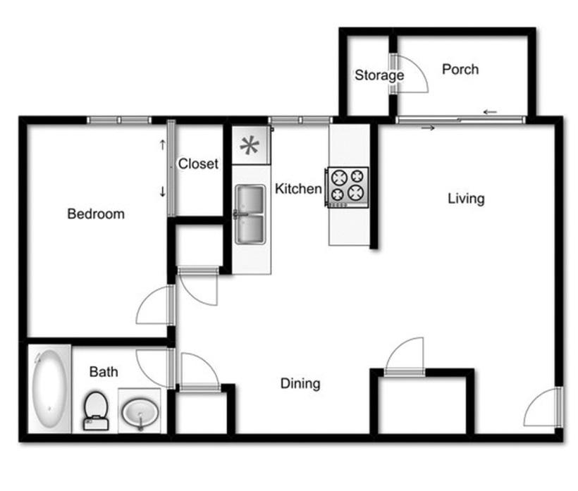 The Palms Apartments In Las Vegas: 1-3 Bedroom Apartments Las Vegas, NV