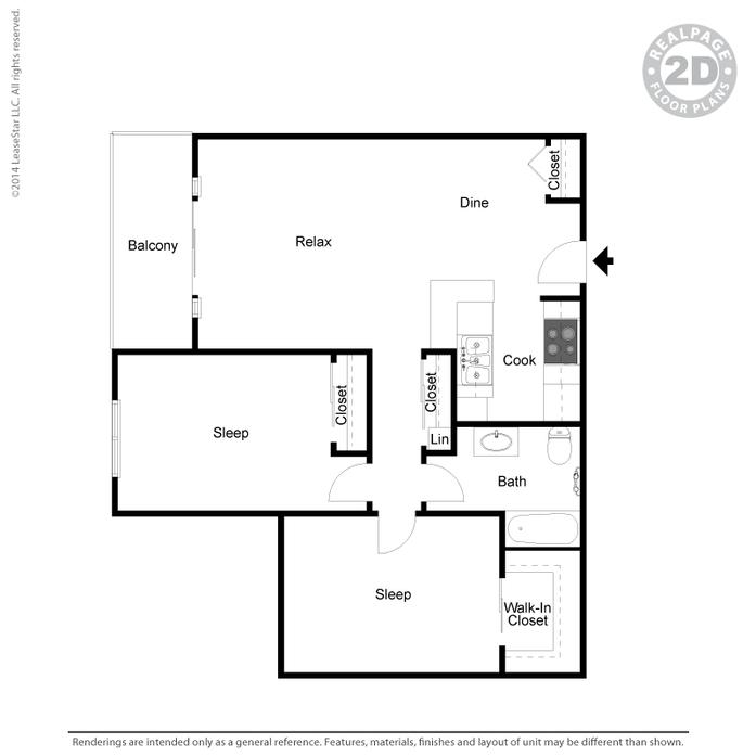 Market Street Apartments: Studio, 1-2 Bedroom Apartments San Diego