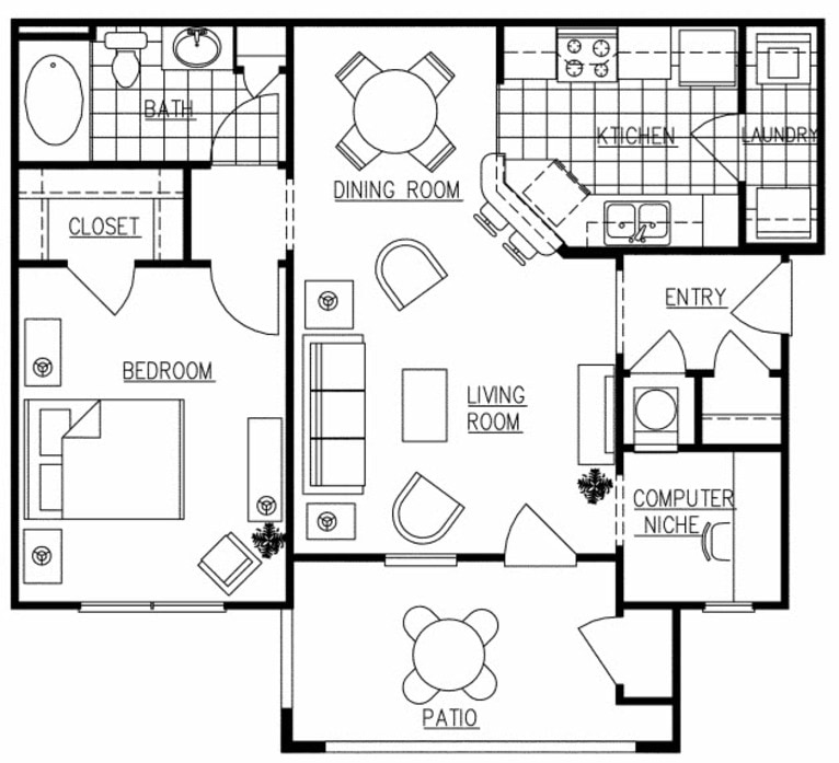 The Crossings Apartments: Apartments For Rent In Opelika, AL