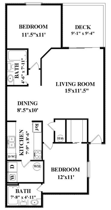 1 and 2 bedroom apartments in amarillo  tx