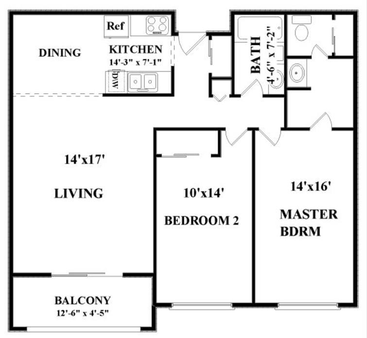 1 And 2 Bedroom Apartments In Burnsville Mn