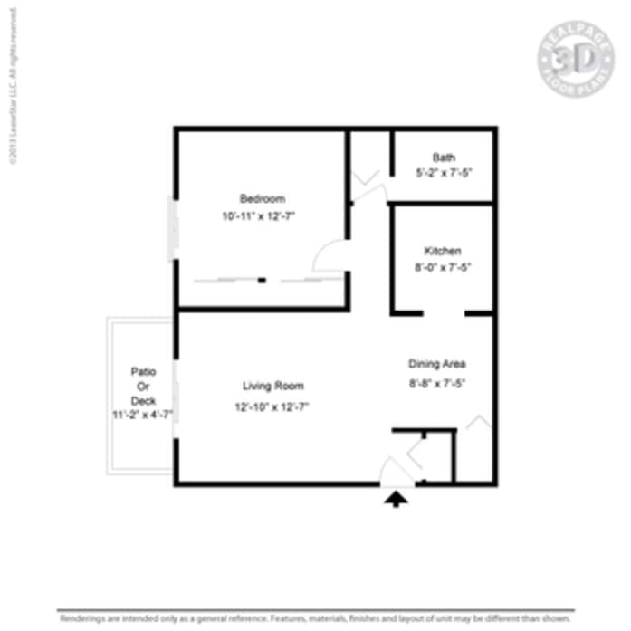 One Bedroom Apartments Vancouver Wa: Vancouver, WA PARKLANE APARTMENTS Floor Plans