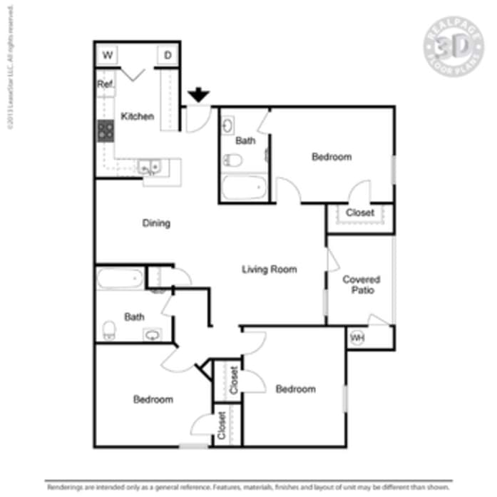 Villa Apartments Corpus Christi: Luxury Living At Island Villa Apartments In Corpus Christi, TX