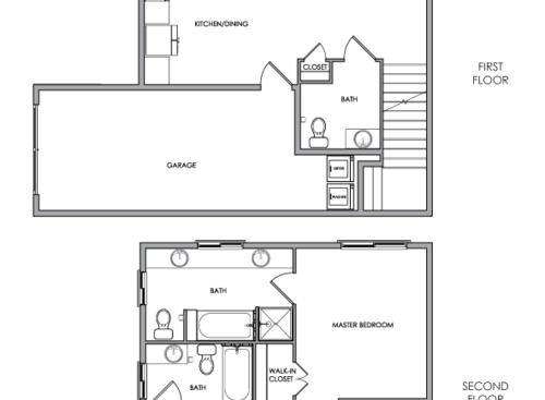 Apartments for Rent in El Centro CA – Villas At Fortune Place Floor Plan
