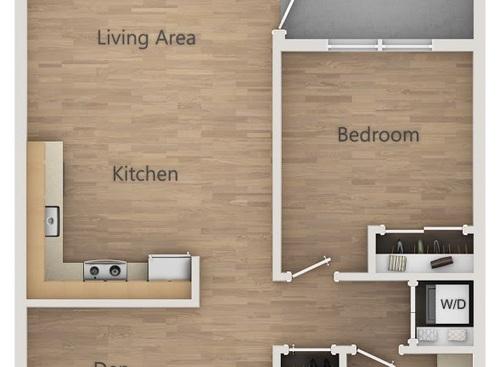 Santa Cruz Apartments at Five55