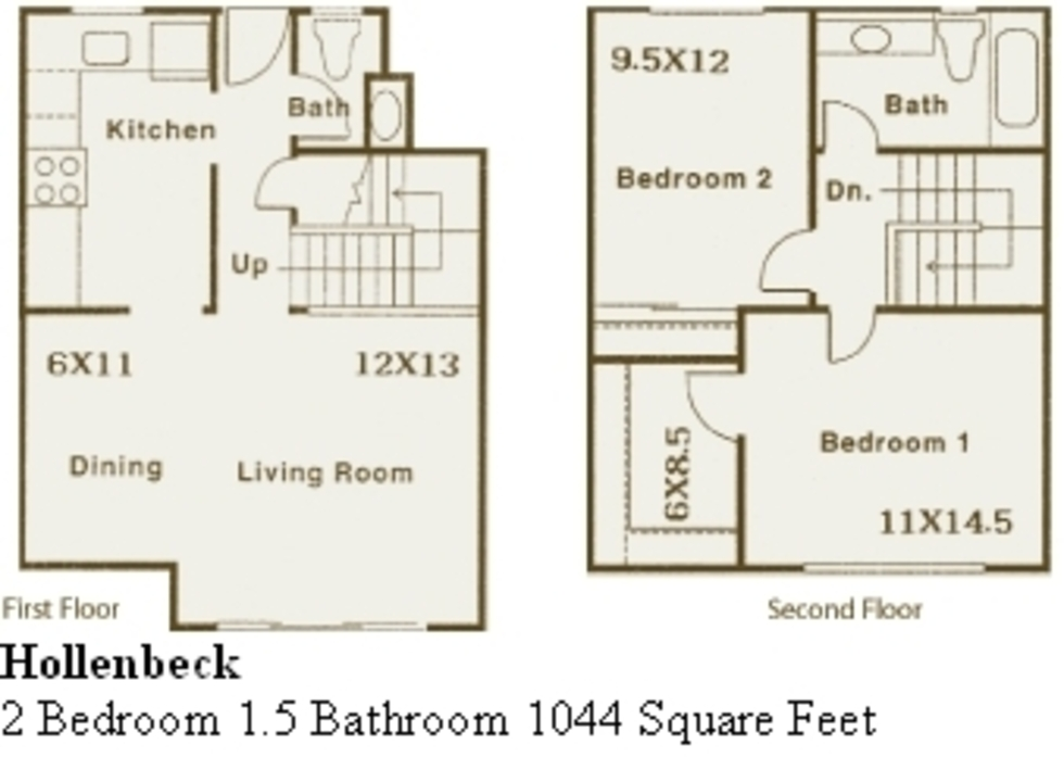 Apartments In Cupertino Floor Plans At The Villages At