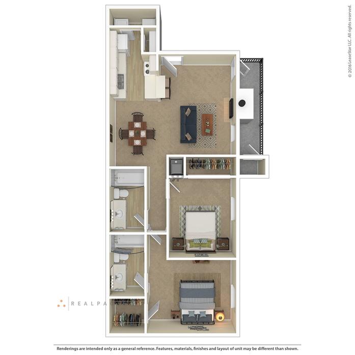 Lewisville Apartments: Lewisville, TX Arbor Creek Floor Plans