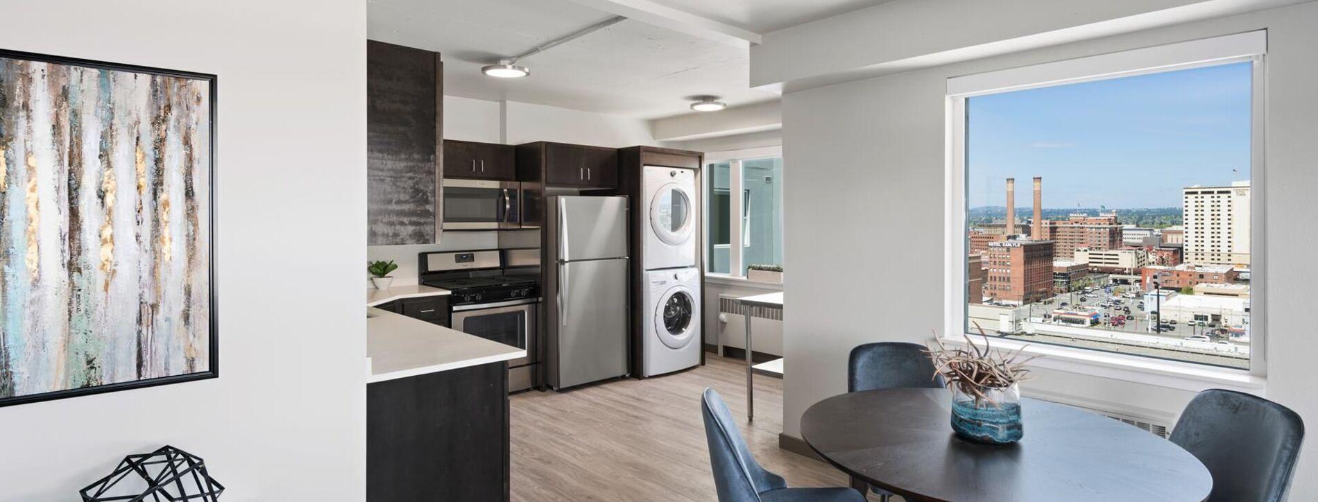 Downtown Spokane Apartments WA | Cooper George