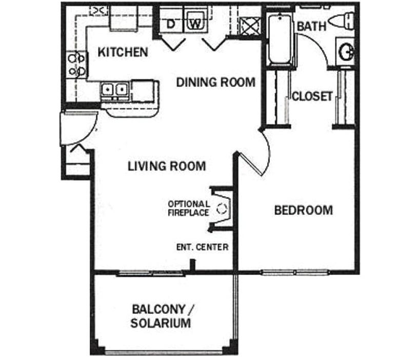 1-3 Bedroom Apartments Charlotte, NC