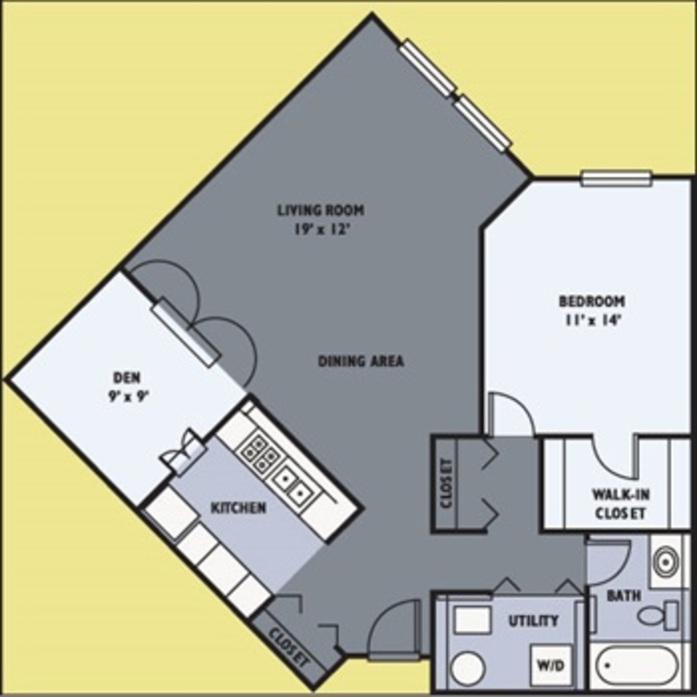 Apartments Minnetonka Mn Floor Plans At The Gates At