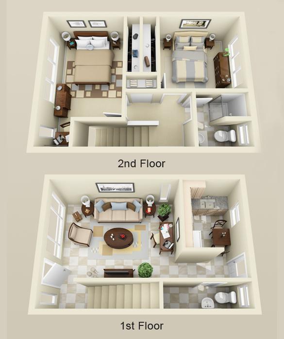 Waipahu 2,3 Bedroom Apartments