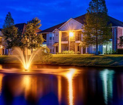 Resort apartment Pool Baton Rouge